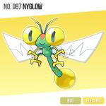 087 Nyglow