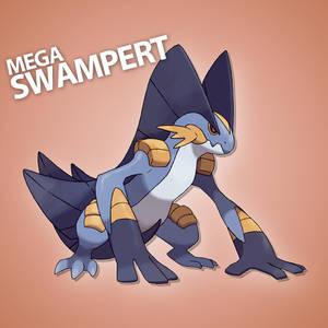 Mega Swampert [FAKE]