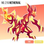 215 Netherval