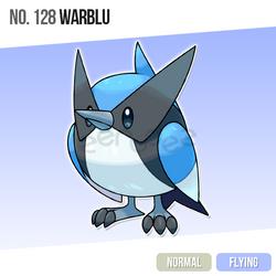 128 Warblu