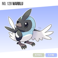 128 Warblu by zerudez
