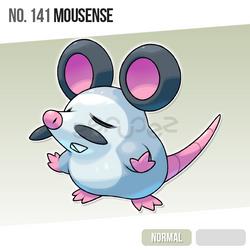 141 Mousense