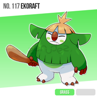 117 Ekoraft
