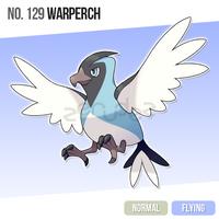 129 Warperch by zerudez