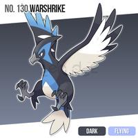 130 Warshrike by zerudez