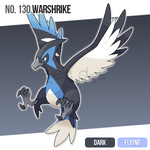 130 Warshrike