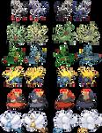 Mega Sprites