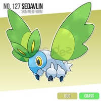 127 Sedavlin by zerudez