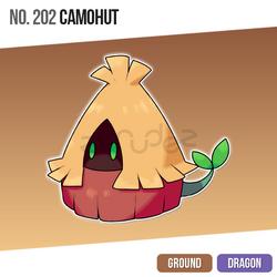 202 Camohut by zerudez