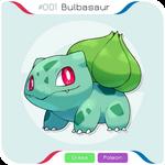 001 Bulbasaur