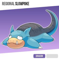Regional Slowpoke