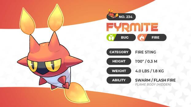 234 Fyrmite