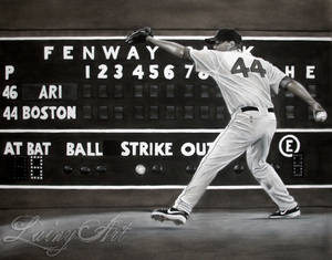 Jake Peavy - Red Sox Commission