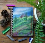 PleinAir Pastels by secrets-of-the-pen