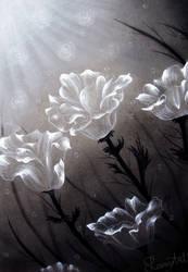 Skeleton Flowers