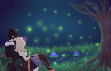 Firefly by Shiroinya