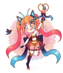 [CLOSED] Butterfly magic girl!