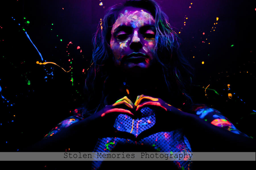 Are Neon Paint Colors Safe For Humans