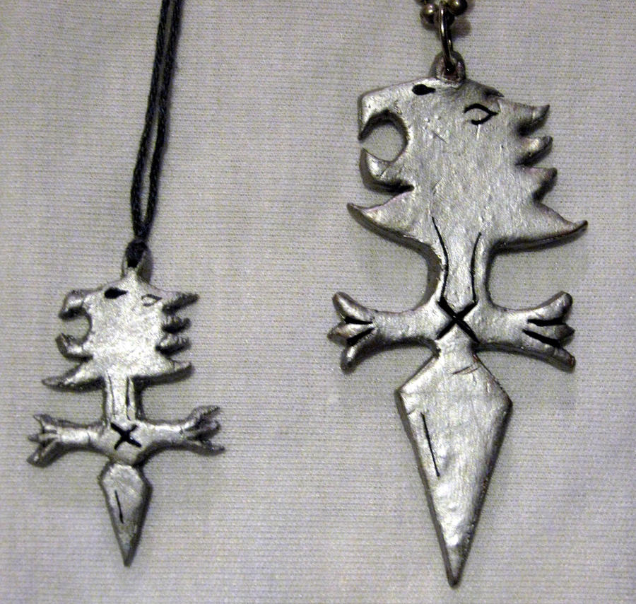 Griever pendant by yoshisghost on deviantart griever pendant by yoshisghost aloadofball Image collections
