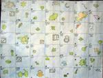 Zelda Wind Waker Map by YoshisGhost