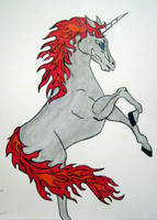 Unicorn by YoshisGhost