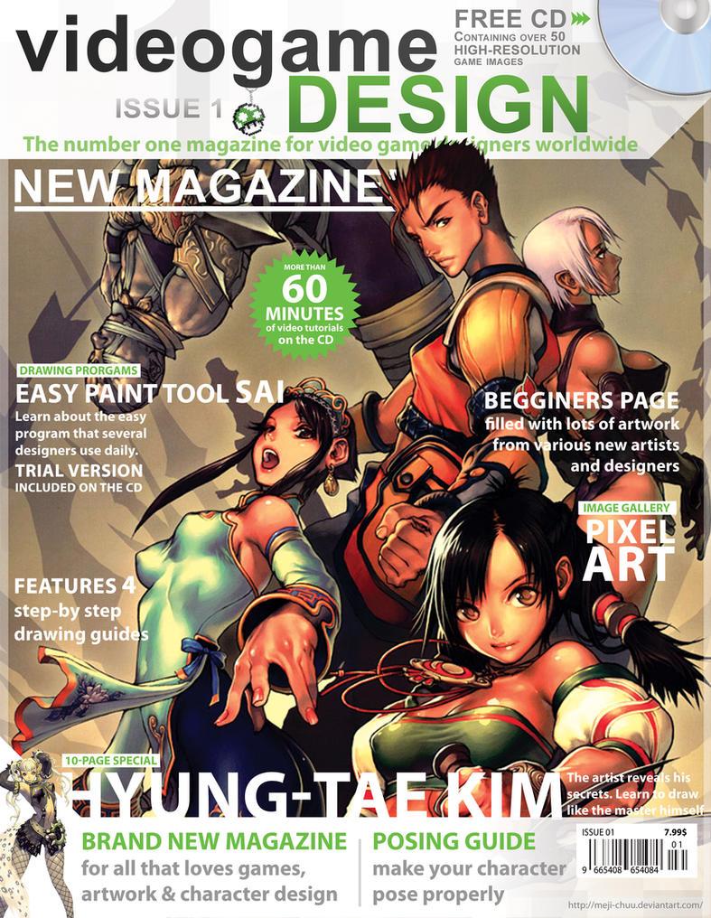 Videogame Design by Meji-Chuu