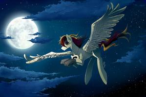 PPCM: Deep Night by SkyeyPony