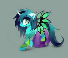 Soul Pony (W.I.T.C.H.)