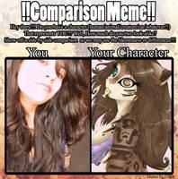 Comparison MeMe !! by Ira-WratH