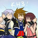 Kingdom Hearts 3!