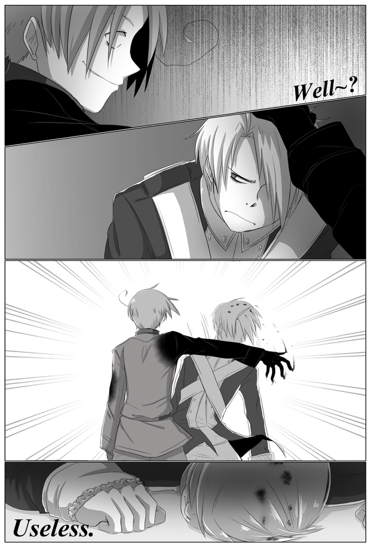 Useless Page 2 by cjwolf207