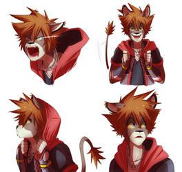 Zootopia Sora by cjwolf207