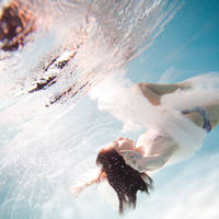 Underwater experience IX by mARTy---