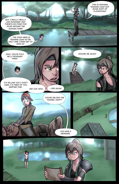 Epexsus Stories: Volume 2: Pg 4 by Parimak