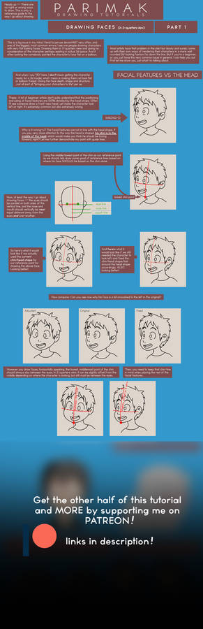 Tutorial - Drawing Faces