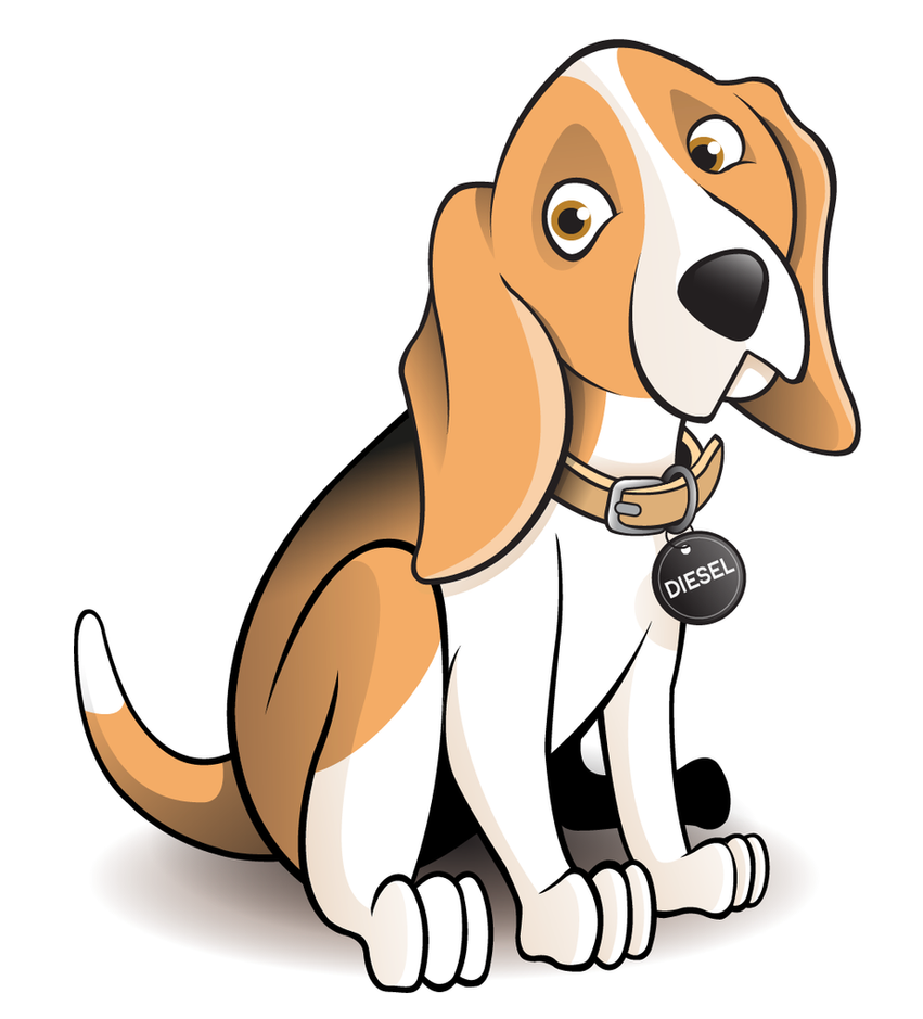 beagle dog cartoon by timmcfarlin on deviantart