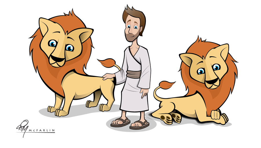 daniel and the lions den 2 by timmcfarlin