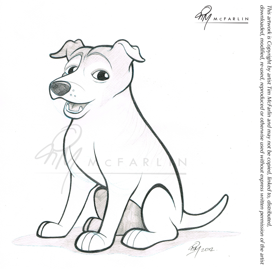 Scribble Pencil Drawings : Easy pencil sketches of dogs pixshark images