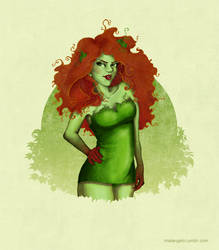 Poison Ivy by imatangelo