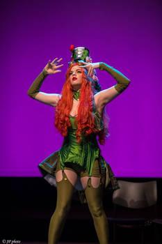 Poison Ivy Steampunk