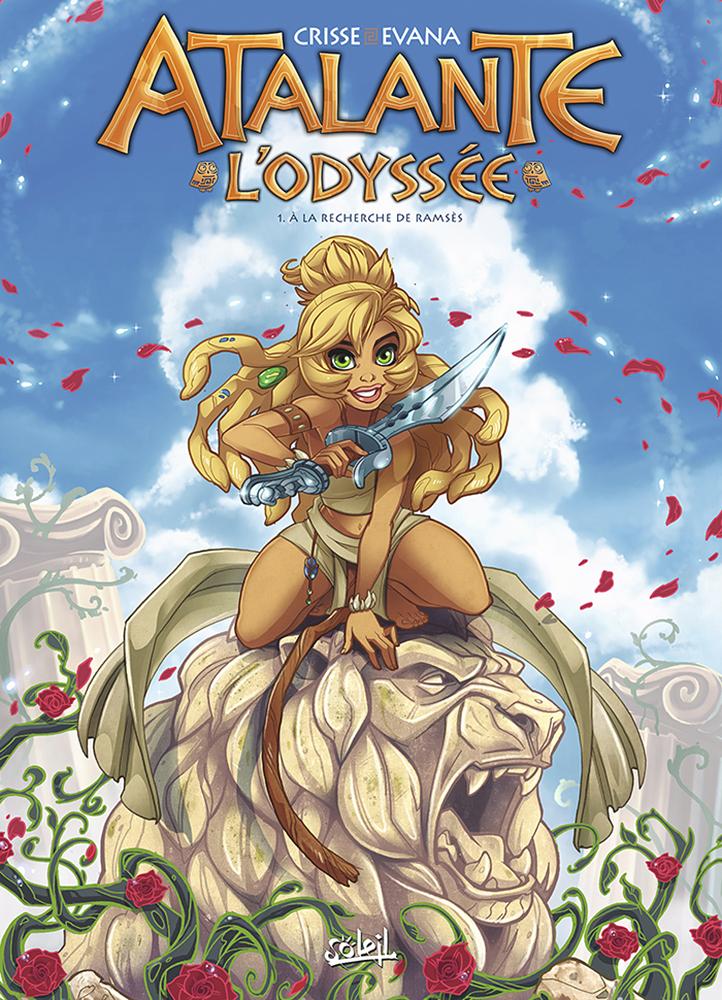 Atalante Odyssee  cover by evana