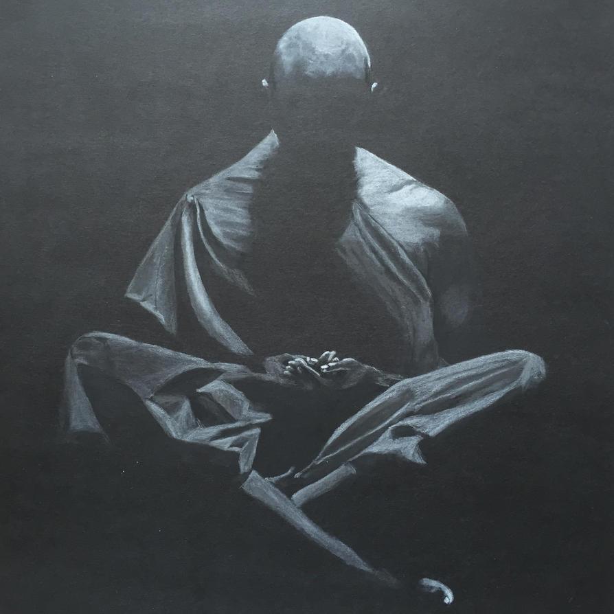 Meditation by Amandaforgie