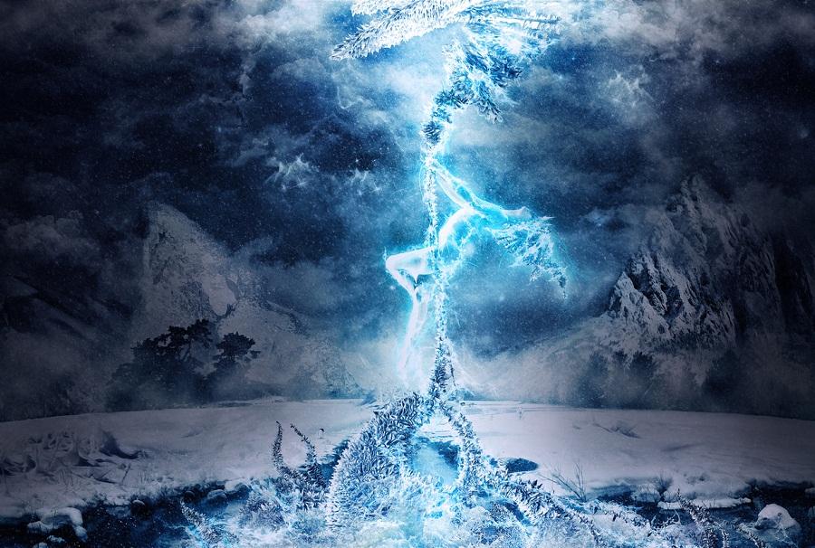 Ice Queen by billelis