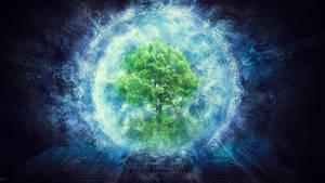Resurrection of Gaia - Desktopography 2012