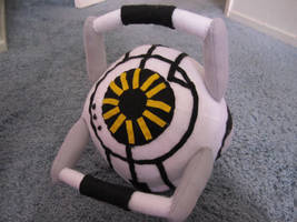 Space Core Plush by ObsessedXShipper