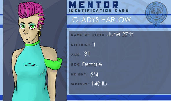 District 1 Mentor, Gladys Harlow