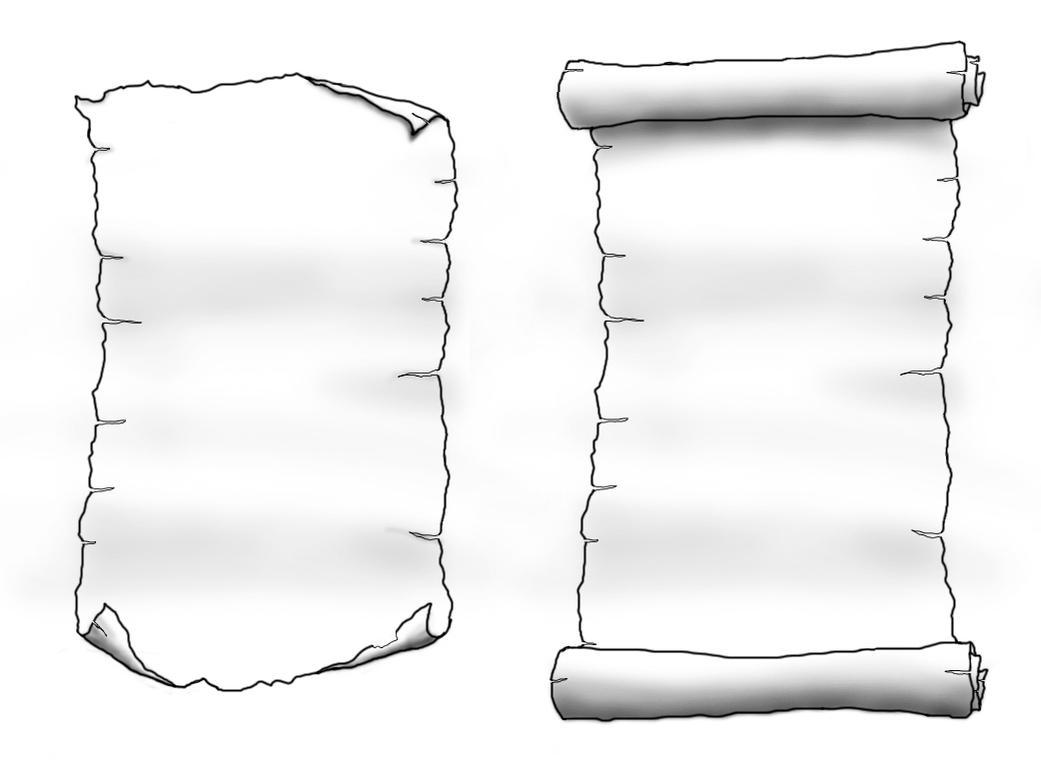 scroll tattoo by dark venom on deviantart. Black Bedroom Furniture Sets. Home Design Ideas