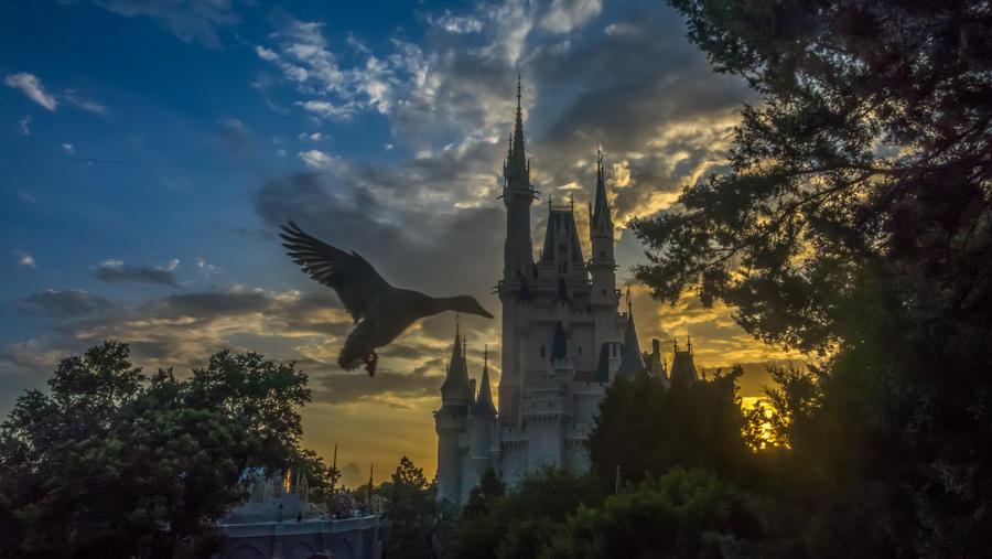 Cinderella Castle by DirtySweetRazz
