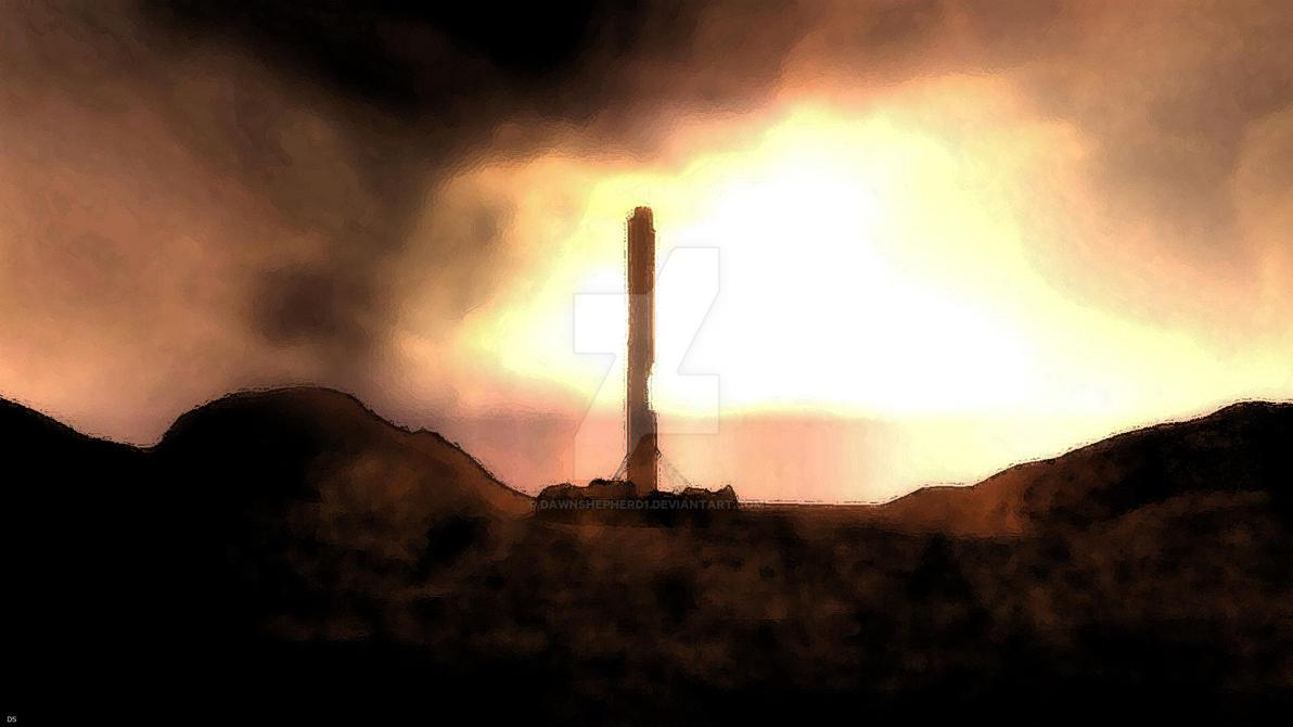 Half Life 2 Citadel Death Horizon By Dawnshepherd1 On Deviantart