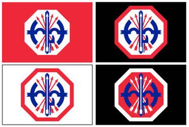 CES flag by Snoeplau